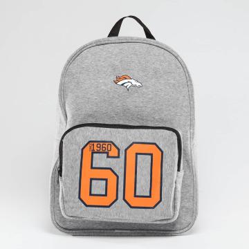 Forever Collectibles Mochila NFL Denver Broncos gris
