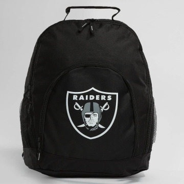 Forever Collectibles Plecaki NFL Oakland Raiders czarny