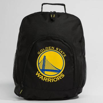 Forever Collectibles Plecaki NBA Golden State Warriors czarny