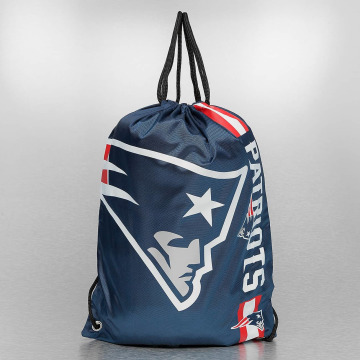 Forever Collectibles Pouch NFL Cropped Logo New England Patriots blue