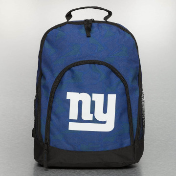 Forever Collectibles Sac à Dos NFL Camouflage NY Giants bleu