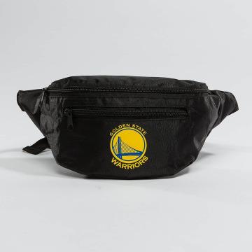 Forever Collectibles tas NBA Golden State Warriors zwart