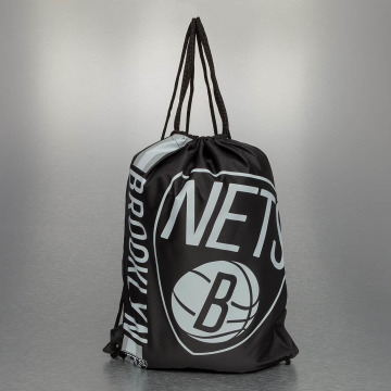 Forever Collectibles Worki NBA Cropped Logo Brooklyn Nets czarny