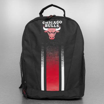 Forever Collectibles Zaino NBA Stripe Primetime Chicago Bulls nero
