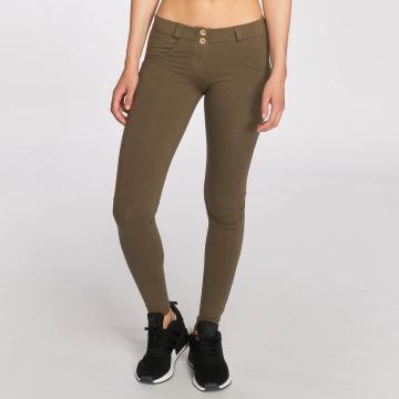 Freddy Облегающие джинсы Pantalone Lunga оливковый
