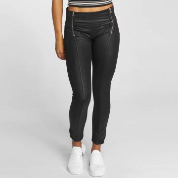Freddy High Waist Jeans Pantalone Lungo schwarz