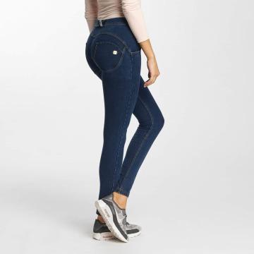Freddy Skinny jeans Regular Waist blauw