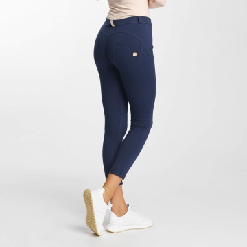 Freddy Skinny Jeans 7/8 Regular Waist blue