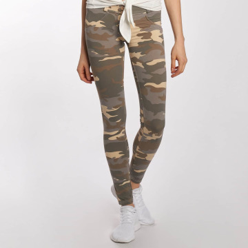 Freddy Skinny jeans Pantalone Lunga camouflage