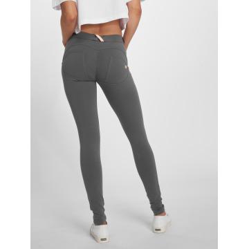 Freddy Slim Fit Jeans Regular Waist šedá