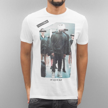 French Kick Camiseta Slip Star blanco