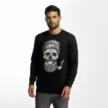 French Kick Jumper Grand Barbu black