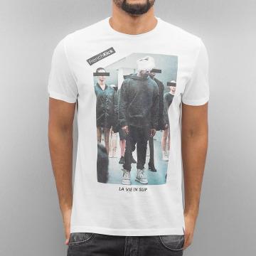 French Kick T-Shirty Slip Star bialy