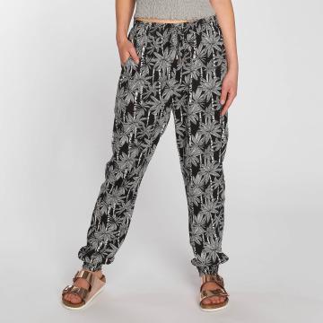 Fresh Made Látkové kalhoty Chino čern