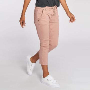 Fresh Made Sweat Pant Capri Jogg rose