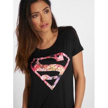 Fresh Made T-paidat Supergirl musta