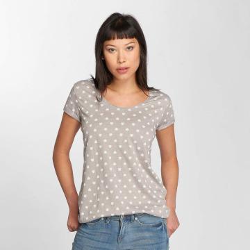 Fresh Made T-Shirt Hearts grey