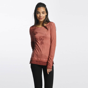 Fresh Made T-Shirt manches longues Blowball rouge