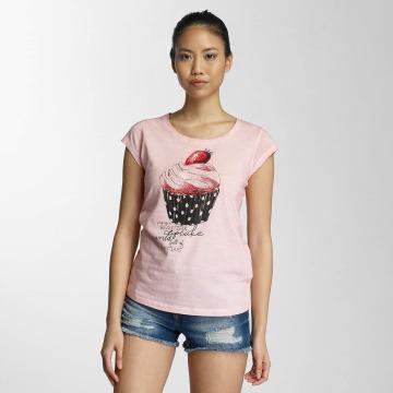 Fresh Made T-shirt Muffin rosa chiaro