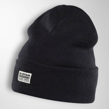 G-Star шляпа Originals Effo синий