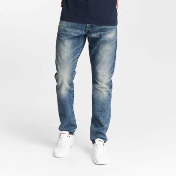G-Star Dżinsy straight fit 3301 Higa Tapered Denim niebieski