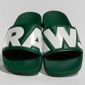 G-Star Footwear Шлёпанцы Footwear Cart Slides II зеленый