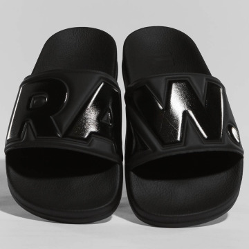 G-Star Footwear Шлёпанцы Footwear Cart II черный