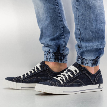 G-Star Footwear Baskets Falton bleu
