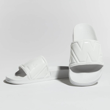 G-Star Footwear Chanclas / Sandalias Cart Slides II blanco