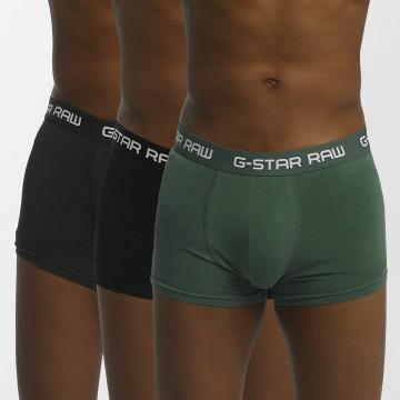 G-Star Kalsonger Classic Trunk 3 Pack grön