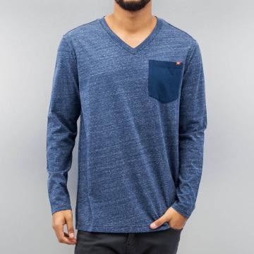 G-Star Longsleeve Riban Pocket Premium Compact Jersey blue