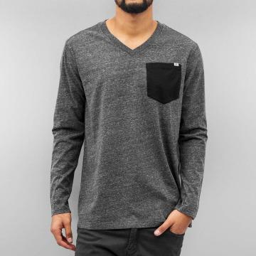 G-Star Pitkähihaiset paidat Riban Pocket Premium Compact Jersey harmaa