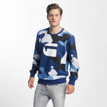 G-Star Pullover Hifton Sherland Ub Overs Wood Camo AO camouflage