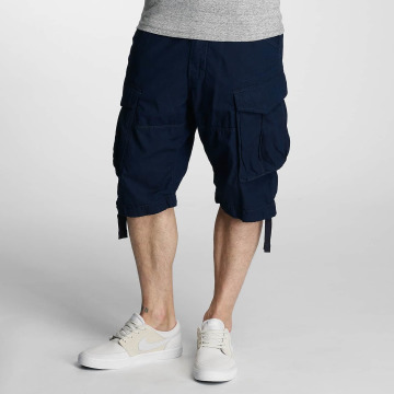 G-Star shorts Rovic Loose 1/2 Niss Chambray blauw