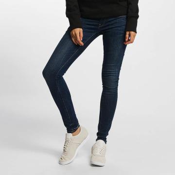 G-Star Skinny Jeans 3301 Neutro Stretch Denim Low blau