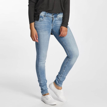 G-Star Skinny Jeans Lynn Brantley Stretch Denim Mid blau
