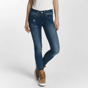 G-Star Skinny jeans Lynn blauw
