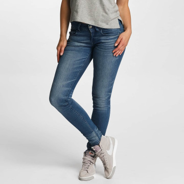 G-Star Skinny Jeans Lynn Frakto Superstretch Mid blue