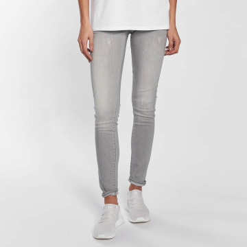 G-Star Skinny Jeans Lynn Mid Tricia Superstretch gray