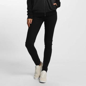 G-Star Skinny Jeans 3301 Deconst Ita Black Superstretch High schwarz