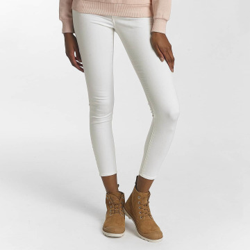 G-Star Skinny Jeans Lynn D-Mid Yield Ultimate Denim Ankle Stretch weiß