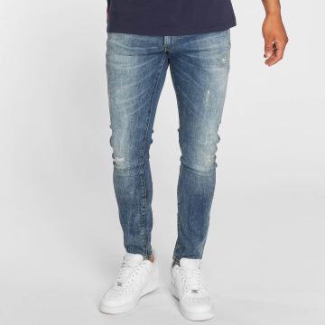G-Star Slim Fit Jeans 3301 синий
