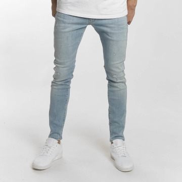 G-Star Slim Fit Jeans 3301 Elto синий