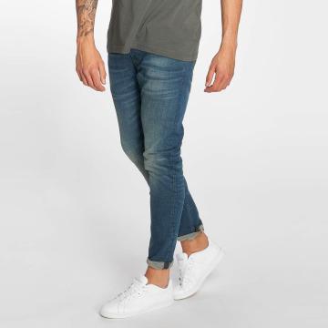 G-Star Slim Fit Jeans 3301 Slim синий