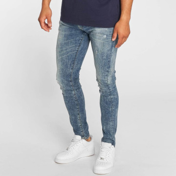 G-Star Slim Fit Jeans 3301 Elto синий