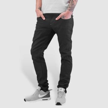 G-Star Slim Fit Jeans Revend black