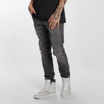 G-Star Slim Fit Jeans Revend Super grau