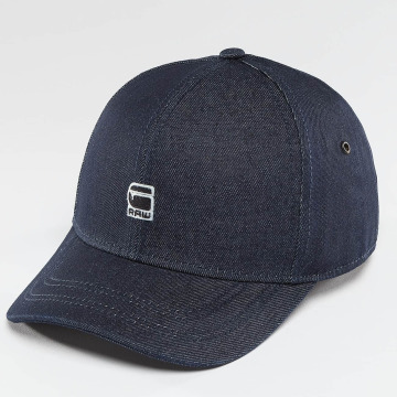 G-Star Snapback Caps Originals Cart Barran Denim 2 Baseball niebieski