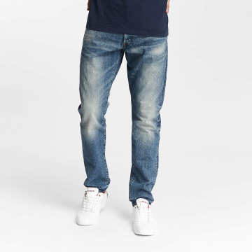 G-Star Straight Fit Jeans 3301 Higa Tapered Denim blau