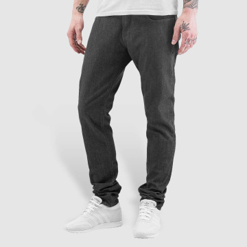 G-Star Straight fit jeans 3301 Deconstructed grijs